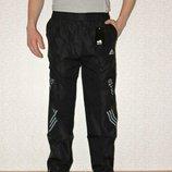 Спортивные штаны на рост 140-170см, на подкладке. Супер-Цена