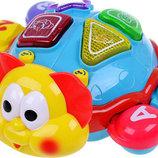 Развивающая игрушка-логика Танцующий Жук 7013