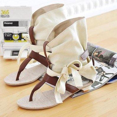 босоножки женские SEXI сандалии на танкетке каблуке римские летние