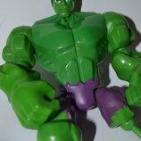 Фигурка Hasbro Hulk Коллекционная шарнирная кукла Халк хасбро