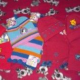 Комплект disney, шапка, шарф, опт