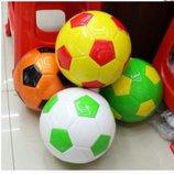 Мяч футбольный BT-FB-0160 pvc 320г 3цвета