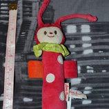 Käthe Kruse игрушка погремушка Кейте Крузе кэти крузе германия кукла