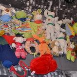 Акциялот.sigikid Игрушка коллекционный медведь мишка игрушка платочек органик германия сигикид кукла