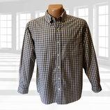 Тонкая рубашка в клетку р.М Basic Editions Сша