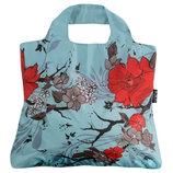 Дизайнерская сумка-шоппер ENVIROSAX Австралия женская, для покупок, модные сумки женские