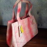 кожаная итальянская сумка