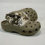 Сабо Crocs..21.5см..Оригінал..джибітс у подарунок