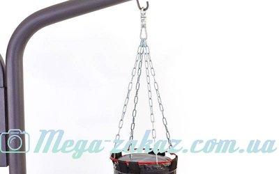 Цепь для боксерского мешка поворотная 3896-4 4 луча, металл, длина 53см
