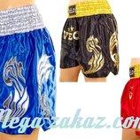 Трусы для тайского бокса шорты для единоборств 9200 S/M/L/XL