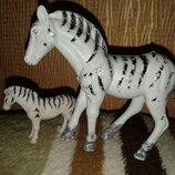 Лошадка конь зебра за две 100грн