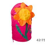Корзина для игрушек Цветок, 42,5x75см