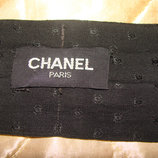 шарф CHANEL оригинал шелк винтаж шаль повязка лента платок косынка Hermes