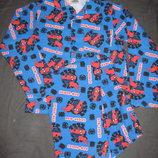 пижама с человеком пауком на 7-8 лет