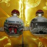 Бутылочки китайские в подарочной коробке