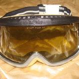 маска очки Аlpin stop fog 01 Франция винтаж