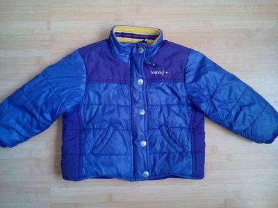 Курточка Тommy Hilfiger 1-3 года.  120 грн - демисезонная одежда ... 07bf7f40a57