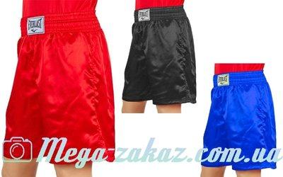 Трусы для тайского бокса шорты для единоборств 9013 S/M/L/XL