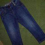джинсики I love next -с зайкой