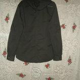 Ветровка коричневого цвета fullcircle ,100%коттон,р.xl