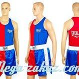 Форма боксерская двухцветная Elast 3064 S/M/L