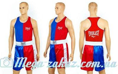 Форма боксерская двухцветная Elast 3063 S/M/L