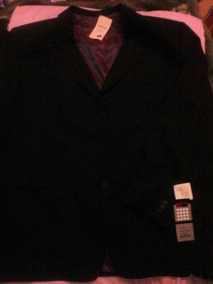 Деловой мужской новый пиджак батальный SKOPES размер L56