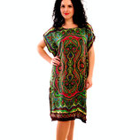 Туника-Платье Натуральное 48-52 размер