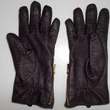 Перчатки натуральная кожа. OASIS.