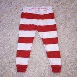 Домашние пижамные штаны Meenymineymo на 4-5 лет рост 110 см.