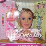 Кукольная голова для причесок Defa