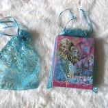 Упаковка подарков 19 х 25 см, мешочки из органзы, 5 шт моя отправка Уп