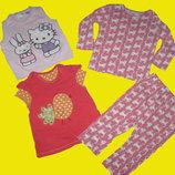 Пакет вещей на девочку до года,рост 74-80 см,Marks&Spencer
