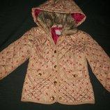 Классная куртка TU 3-4г
