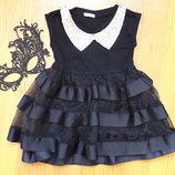 Маленькое черное платье для маленькой леди