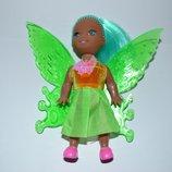 новая кукла фея с крылышками grencnbieb int inc оригинал высота 10,5 см
