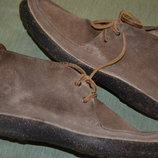 Отличный кожаный деми -ботинок Timberland