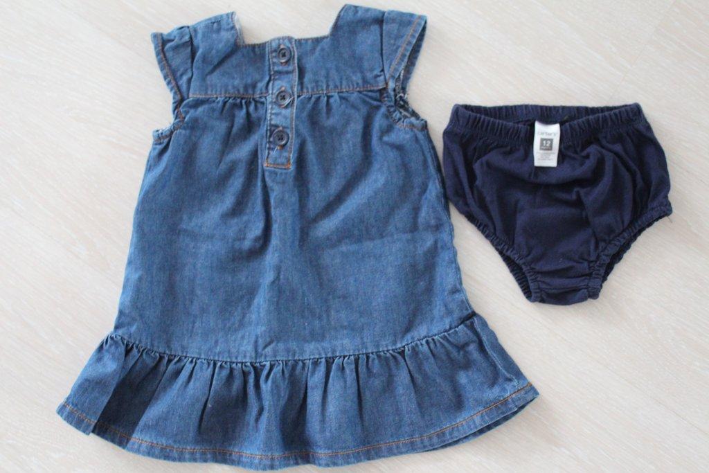 d393604d73c Джинсовое платье Carters  100 грн - платья