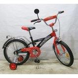 Детский Велосипед EXPLORER 18 T-21814 BLACK ORANGE