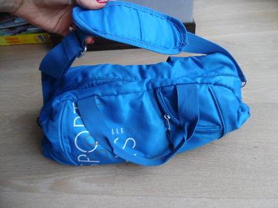 b7d25ccacef9 Сумка спортивная Elle голубая оригинал бренд: 600 грн - спортивные ...