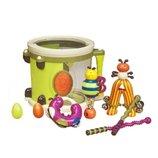 Музыкальная игрушка Парам-Пам-Пам 8 инструментов, в барабане