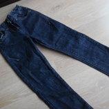 Джинсы девочке 7 лет John Lewis оригинал бренд синие