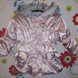 Зимняя куртка Wojcik Ballerina, разм.98