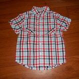 Новая рубашка на рост 98-104