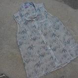 Модная блузочка F&F на девочку 11-12 лет