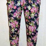 Летние тонкие брюки галифе, 44-60 размер