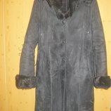 Дубленка натуральная женская 46-48