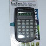 калькулятор sentry dual power оригинал новый в упаковке