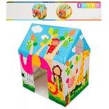 Игровой Домик INTEX 45642 Джунгли