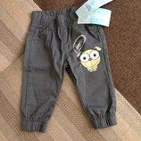6-9 мес 100% хлопок новые с бумажными бирками штаны штанишки штаники как плащевка